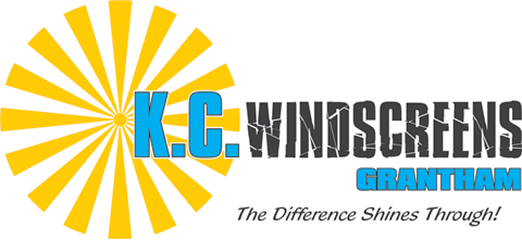 K.C. Windscreens Logo
